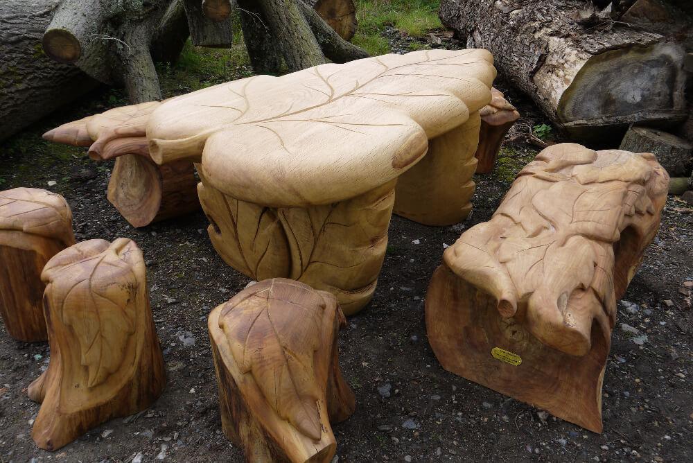 Log Furniture In Woodland Park Co